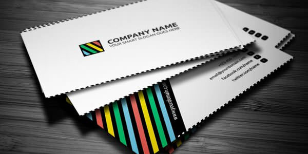 Free and Premium Business Card PSD Templates (11)