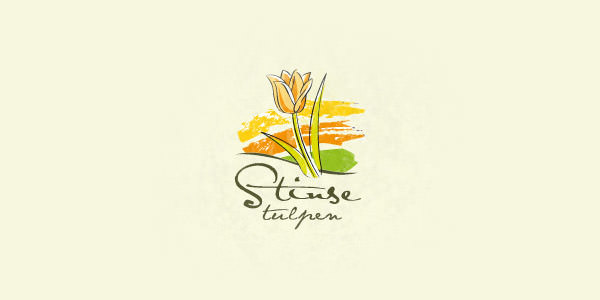 Floral / Flower Logo Design Examples for Inspiration (12)
