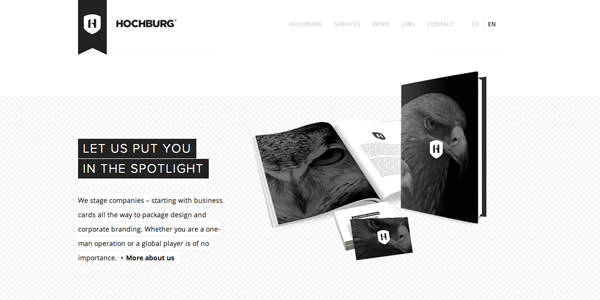 Black and White Websites (15)