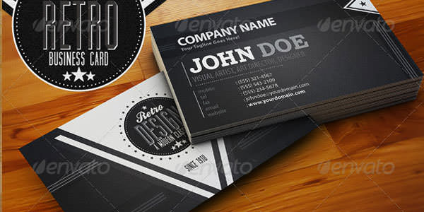 Free and Premium Business Card PSD Templates (17)