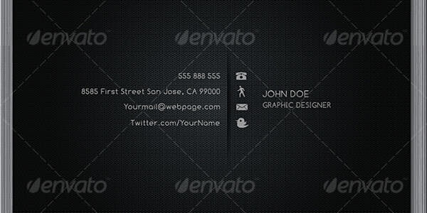 Free and Premium Business Card PSD Templates (19)