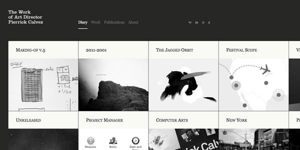 Black and White Websites (1)