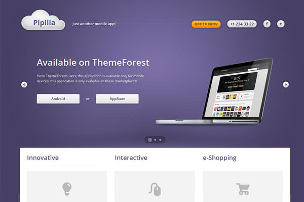 Purple Websites for Inspiration (1)