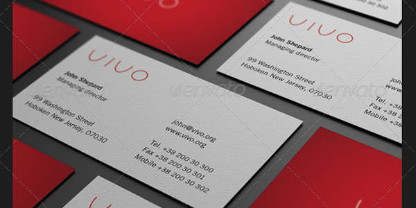 Free and Premium Business Card PSD Templates (20)