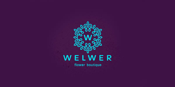 Floral / Flower Logo Design Examples for Inspiration (3)