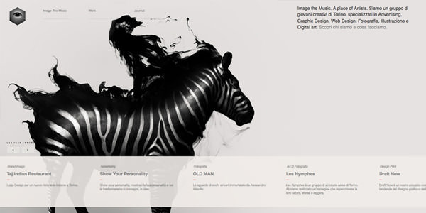 Black and White Websites (3)