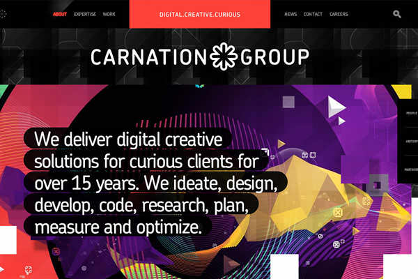 Purple Websites for Inspiration (3)