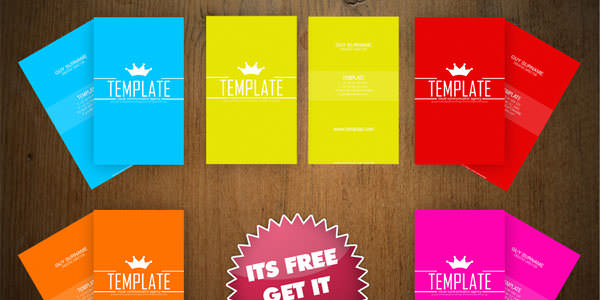 Free and Premium Business Card PSD Templates (4)