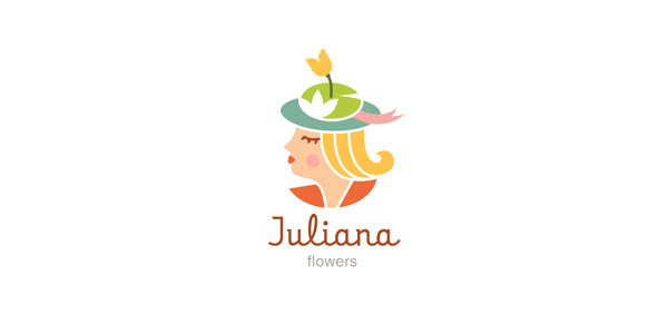 Floral / Flower Logo Design Examples for Inspiration (5)