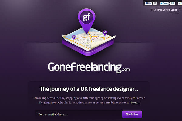 Purple Websites for Inspiration (6)