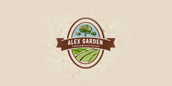 20+ Beautiful Landscape Logo Design Examples for Inspiration