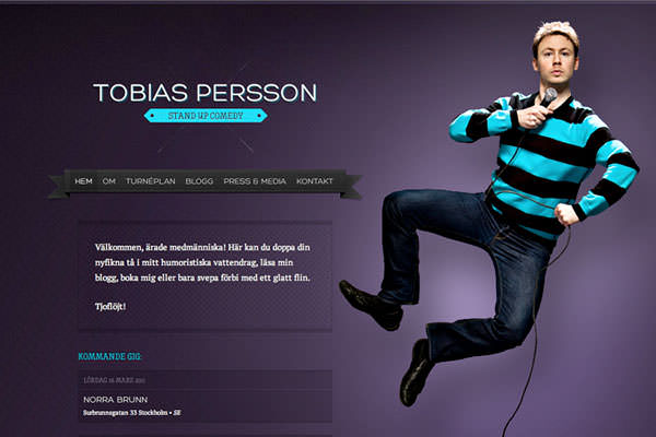 Purple Websites for Inspiration (7)