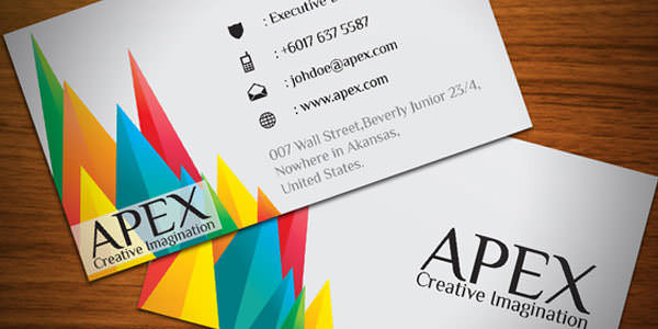 Free and Premium Business Card PSD Templates (8)