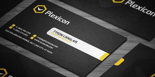Free and Premium Business Card PSD Templates (9)