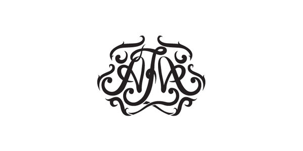Wedding Monogram Design for Inspiration (9)