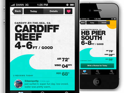 Inspirational Ipad and Iphone App Interface Design (11)
