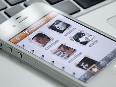 Inspirational Ipad and Iphone App Interface Design (2)