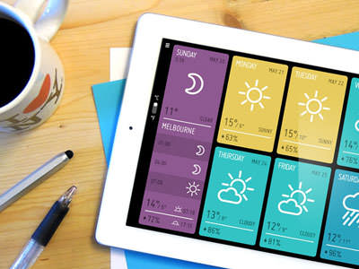 Inspirational Ipad and Iphone App Interface Design (23)
