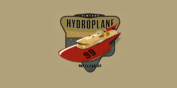 Creative Examples of Vintage and Retro in Logo Design (10)