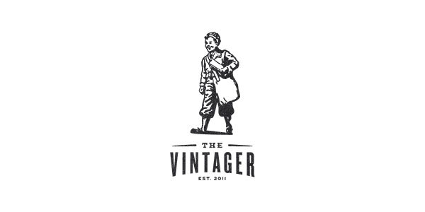 Creative Examples of Vintage and Retro in Logo Design (14)