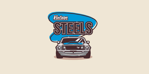 Creative Examples of Vintage and Retro in Logo Design (15)