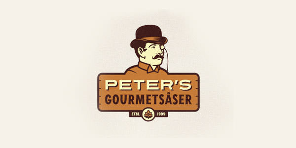 Creative Examples of Vintage and Retro in Logo Design (2)