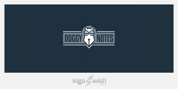 Doggy Notes by Luis Lopez Grueiro