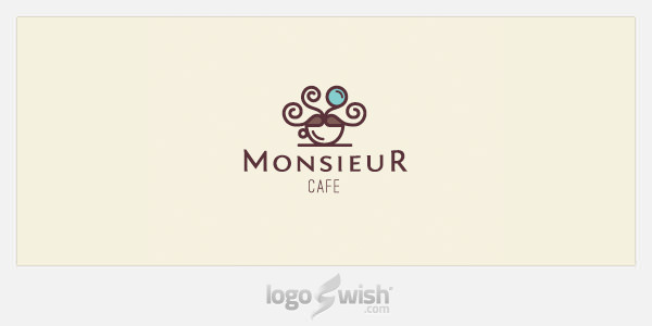 Monsieur Cafe by Luis Lopez Grueiro
