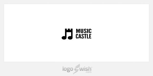 Music Castle by Ricardo Barros
