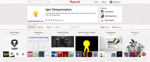 Recommended Pinterest Boards For You To Follow (1)