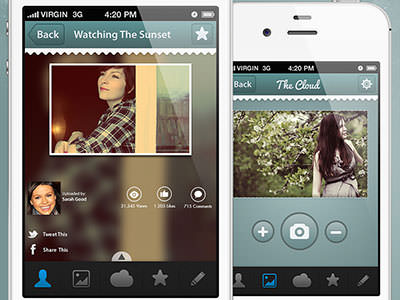 Recommended iPhone App Interface Design (10)