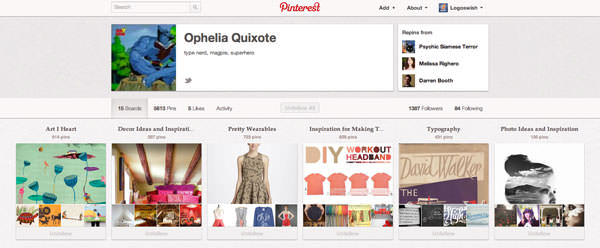 Recommended Pinterest Boards For You To Follow (14)