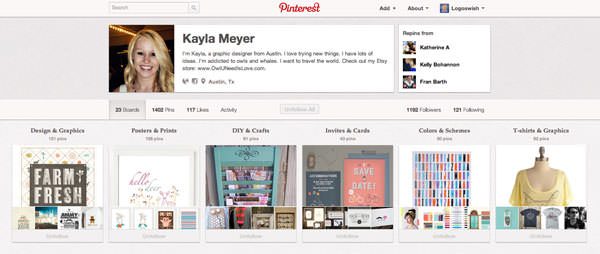 Recommended Pinterest Boards For You To Follow (15)