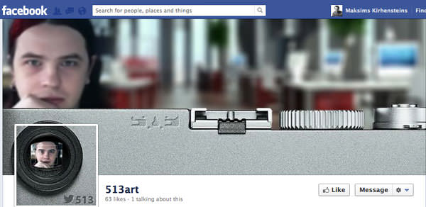 Creative Design for Facebook Timeline Covers (15)