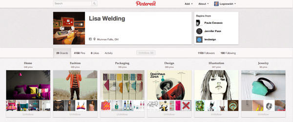 Recommended Pinterest Boards For You To Follow (20)
