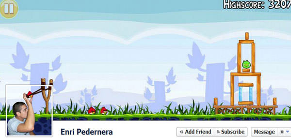 Creative Design for Facebook Timeline Covers (2)