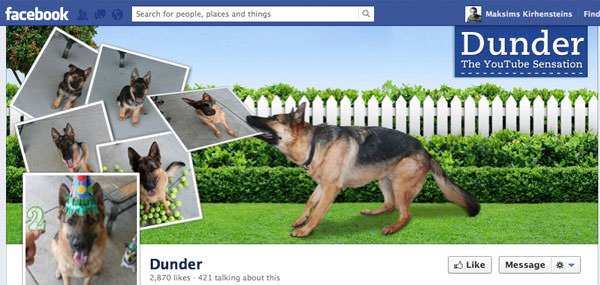 Creative Design for Facebook Timeline Covers (4)