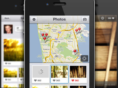 Recommended iPhone App Interface Design (4)