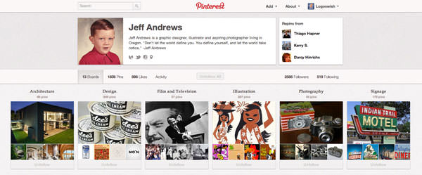 Recommended Pinterest Boards For You To Follow (5)
