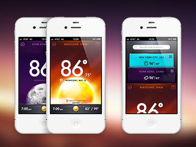 Recommended iPhone App Interface Design (5)