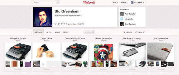 Recommended Pinterest Boards For You To Follow (6)
