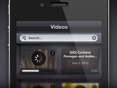 Recommended iPhone App Interface Design (6)
