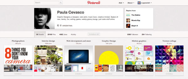 Recommended Pinterest Boards For You To Follow (7)