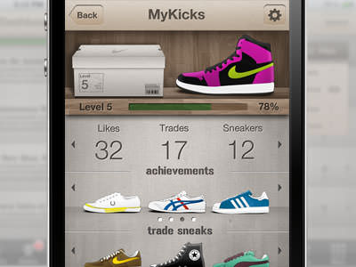 Recommended iPhone App Interface Design (7)