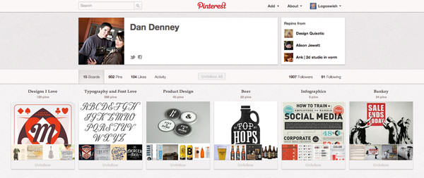 Recommended Pinterest Boards For You To Follow (8)