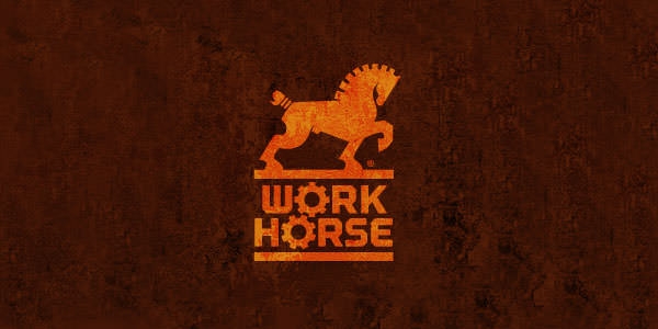 Creative Horse Logo Design Examples for Inspiration (8)