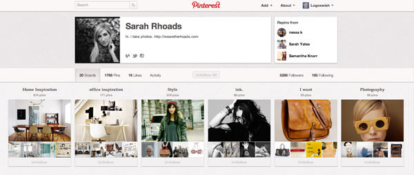 Recommended Pinterest Boards For You To Follow (9)