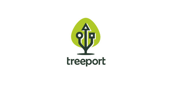 Tree Logo Design Examples for Inspiration (12)