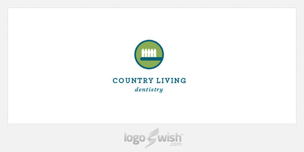 Country Living Dentisty by Sean Farrell