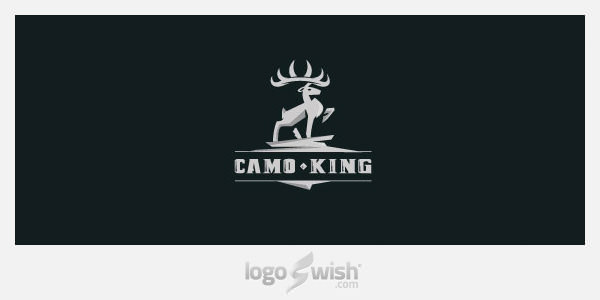 Camo King by Stevan Rodic
